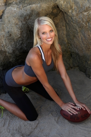 Lauren Tannehill. That is all.