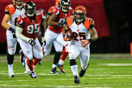 NFL: Preseason-Cincinnati Bengals at Atlanta Falcons
