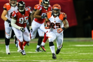 NFL: Preseason-Cincinnati Bengals at Atlanta Falcons