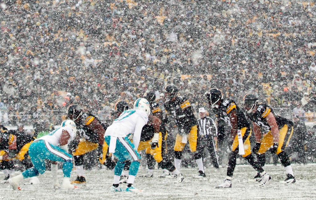 SteelersSnow