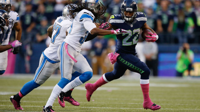 Detroit Lions v Seattle Seahawks