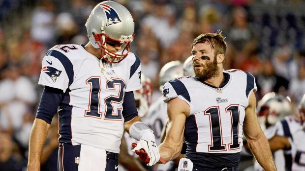 Tom Brady & Julian Edelman Take Bromance To Facebook – Joe