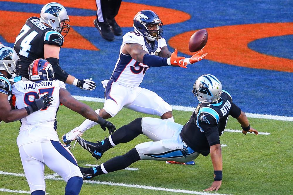 NFL: FEB 07 Super Bowl 50 - Broncos v Panthers