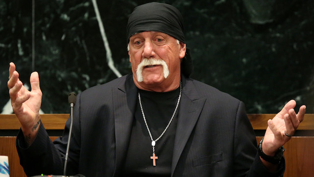 Terry Bollea, aka Hulk Hogan, Testifies In Gawker Media Lawsuit