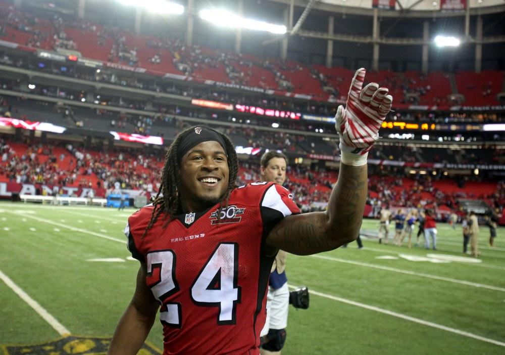USP NFL: WASHINGTON REDSKINS AT ATLANTA FALCONS S FBN USA GA