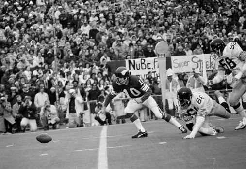 Super Bowl IX 1975