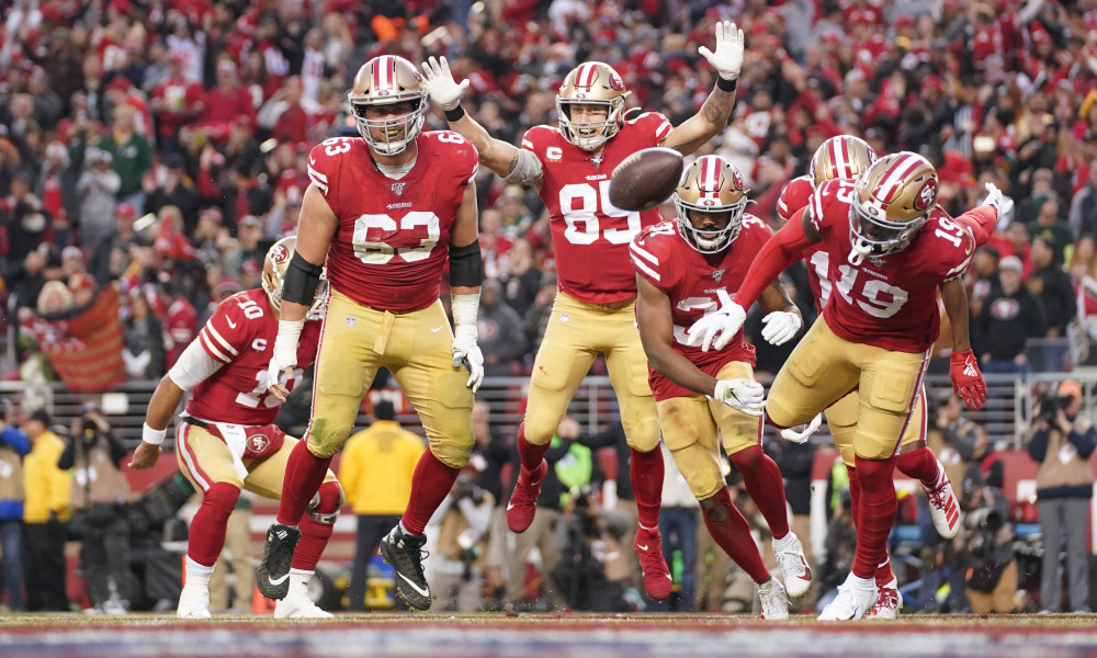 49ers Handle Packers Again To Face Chiefs In Super Bowl