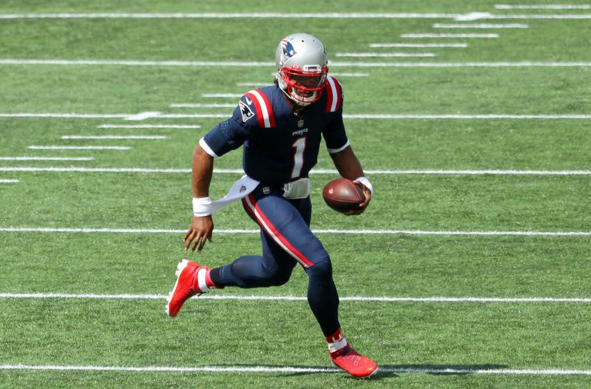 Cam Newton & Patriots Facing Mr. Unlimited's Seahawks Headlines Week 2 Slate