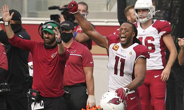 Sunday Scaries: Cardinals Upset 49ers; Saints Too Much For Brady's Bucs
